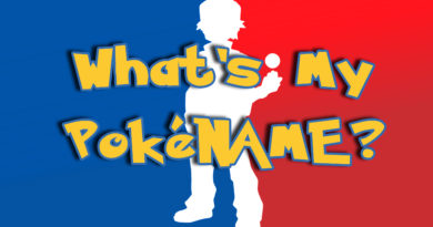 What's My PokeNAME?