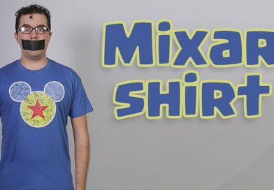 Get Your Mixar Shirt