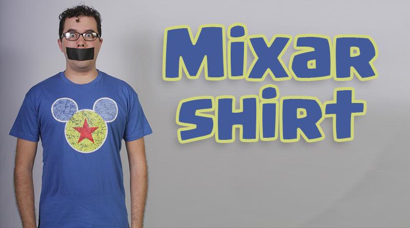 Mixar Shirt