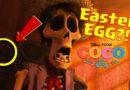 Coco hidden easter eggs