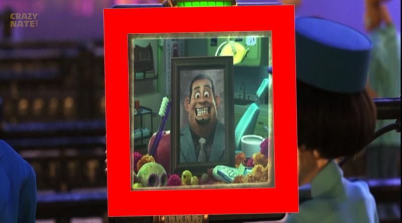 nemo dentist office hidden in coco
