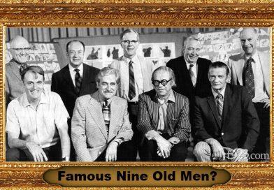 famous nine old men?