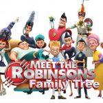 Meet the Robinsons family tree