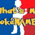 whats my pokemon go name