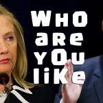 Vote Trump Or Hillary